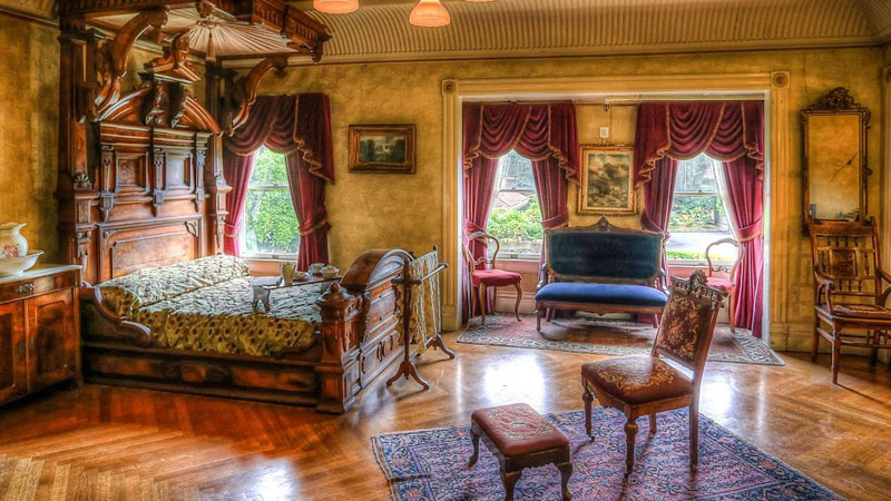 Winchester Mystery House, Sunnyvale