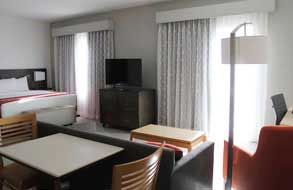 Stay and Go Package at California Hotel
