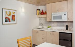 Corporate Inn Sunnyvale, California Suites With Kitchens