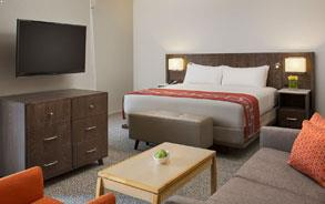 Extended Stay at Corporate Inn Sunnyvale, California